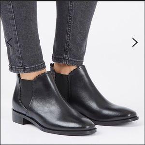 TOPSHOT KIKI Chelsea Boot 8.5 leather boots